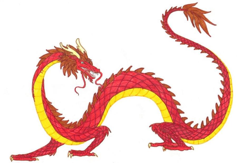Паттерн Дракон