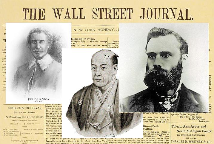 История появления теханализа рынка