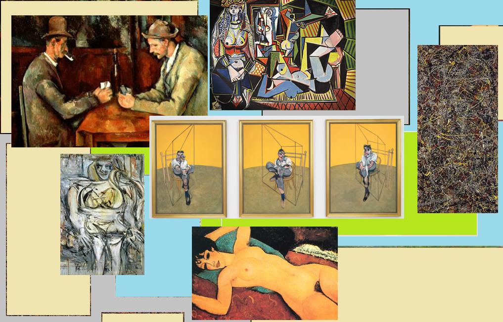 Инвестирование в предметы искусства и антиквариат