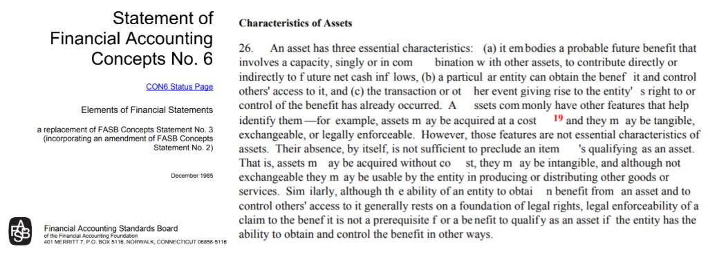 Общепринятые принципы бухгалтерского учёта (GAAP)