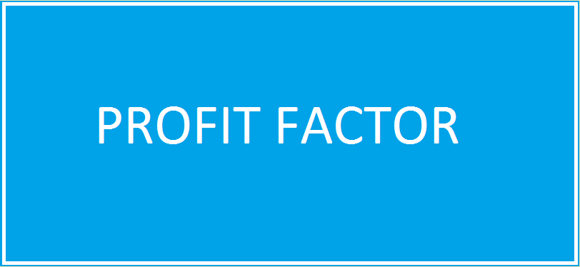 Профит фактор (profit factor)