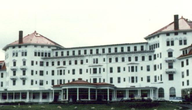Гостиница «Гора Вашингтон»