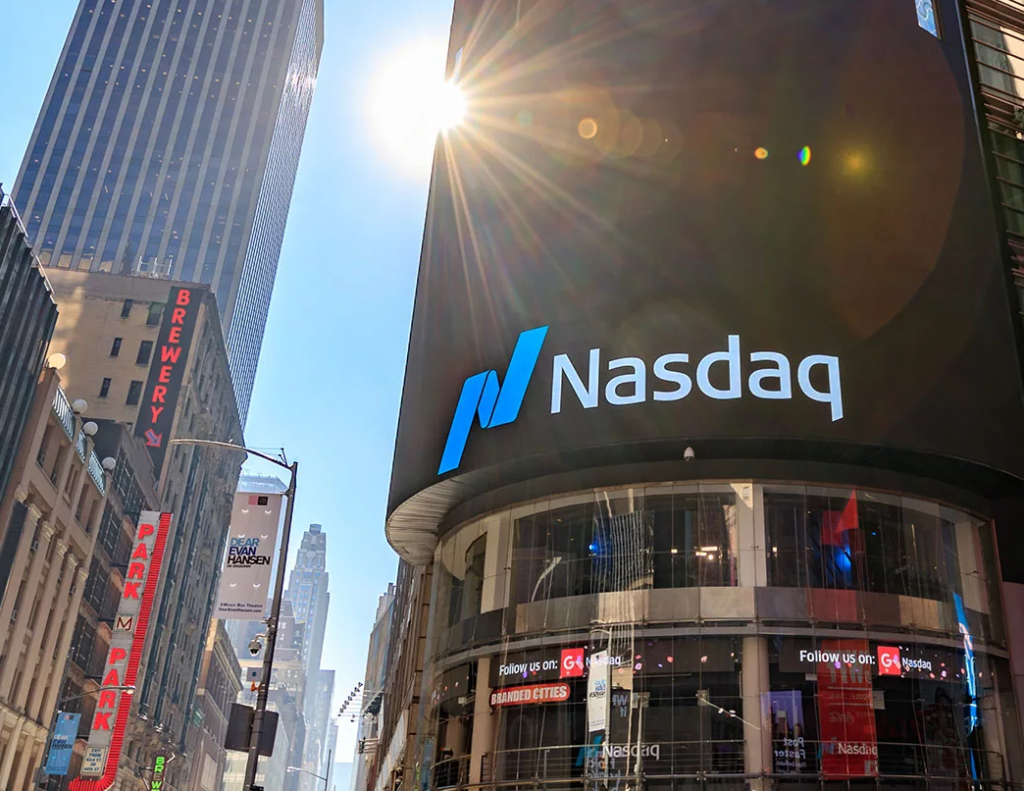 Здание NASDAQ