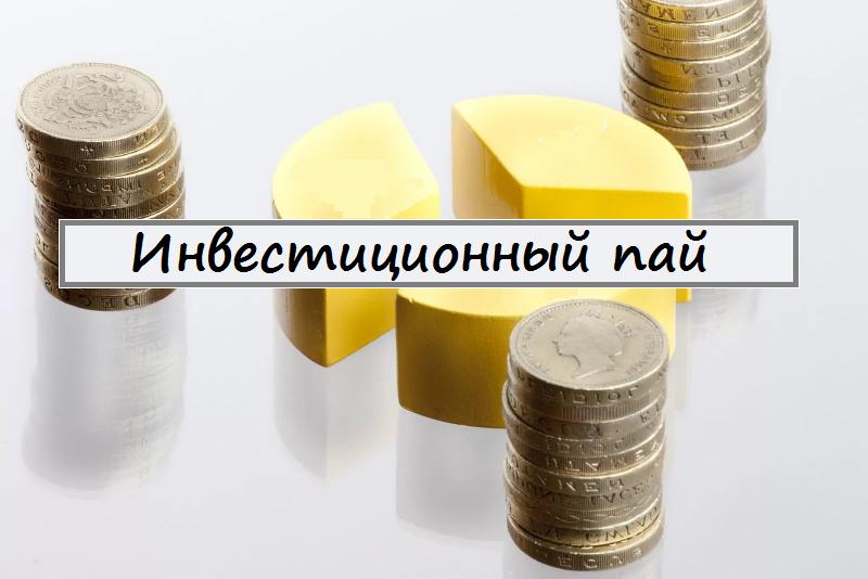 Инвестиционный пай
