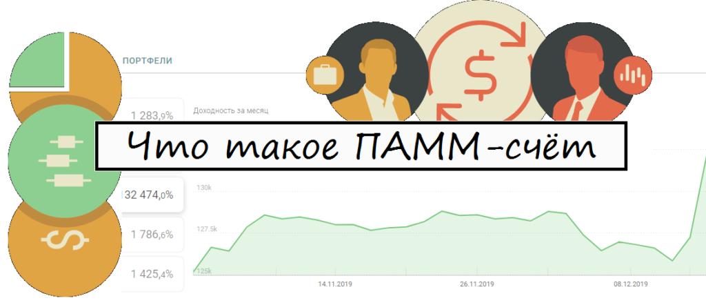 Что такое ПАММ-счёт