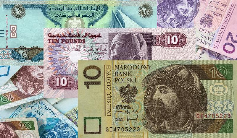 Экзотические валюты