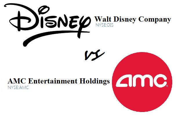 Disney vs AMC