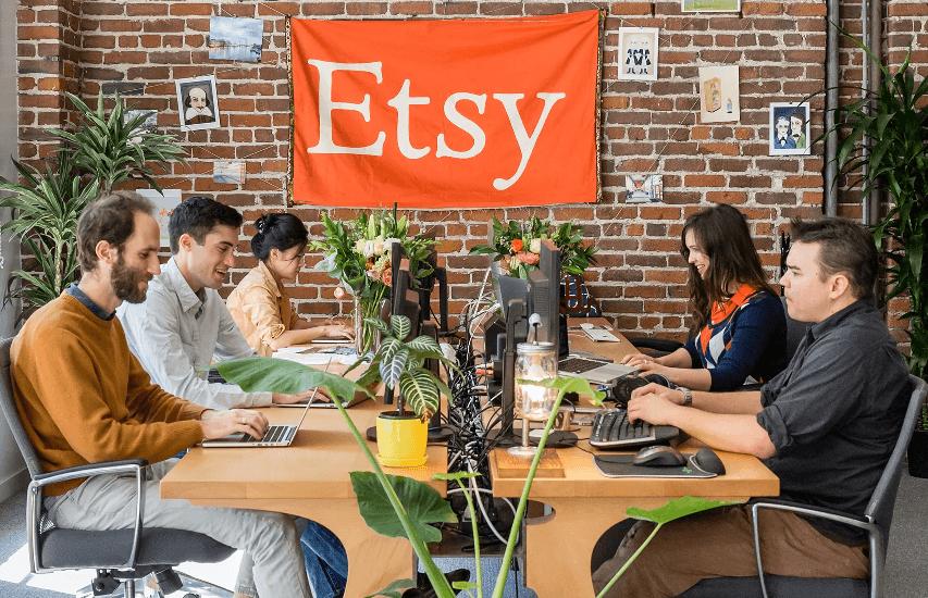 Обзор акций Etsy