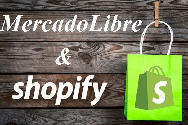 mercadolibre & shopify