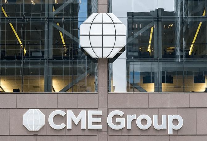 Фасад здания CME Group