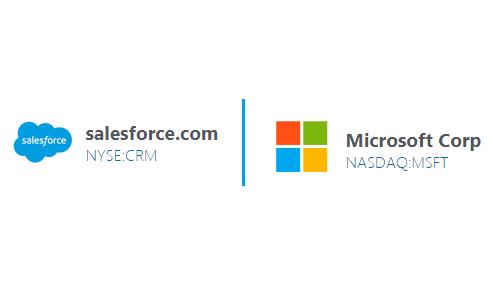 Salesforce и Microsoft