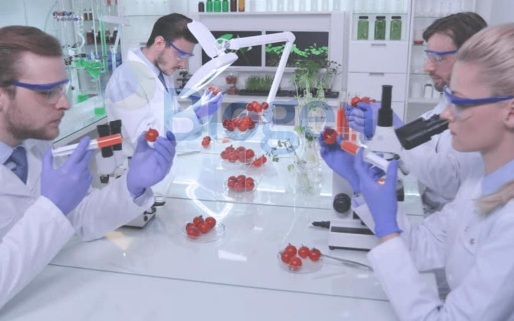 Лаборатория Biogen